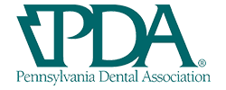 As experts in kids dentistry in Bethlehem PA, we are members of the PDA as shown by the logo